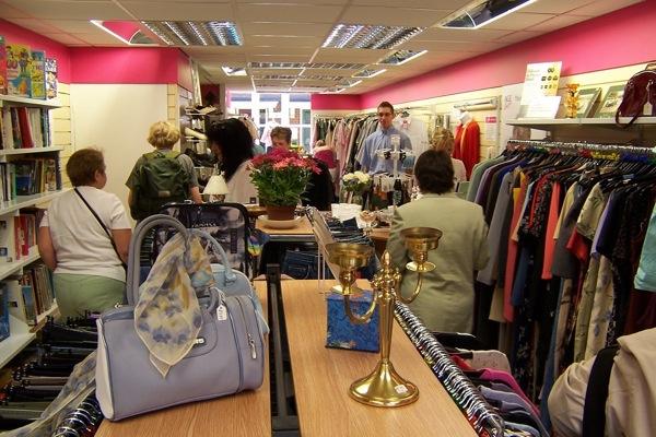 Charity-Shop