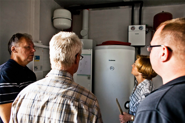 How to buy a heat pump