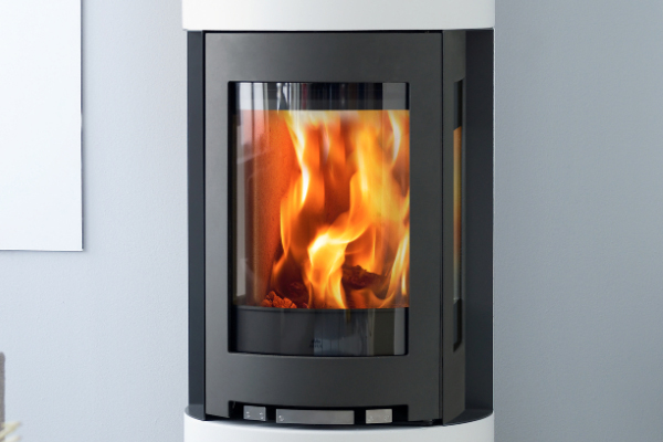 Can a biomass boiler or stove be connected to my existing for Green heaters for home