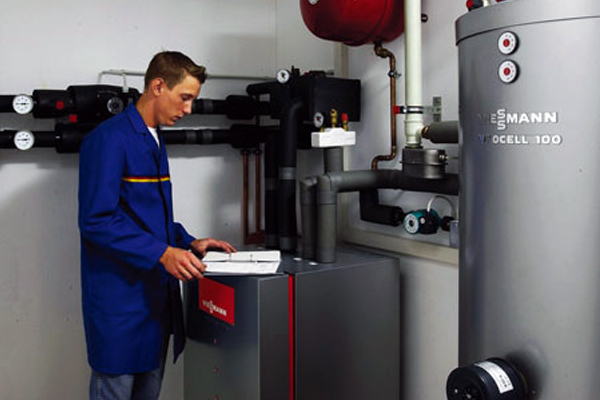 commissioning your heat pump