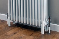 Heat Pumps with radiators