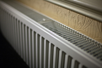radiators and underfloor heating