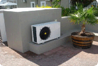home heat pump