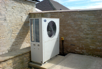 install heat pumps
