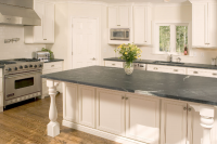 green countertops for your kitchen