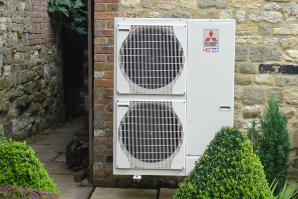 Common problems with air source heat pumps