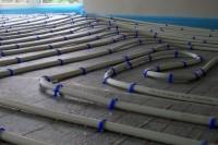 underfloor cooling system