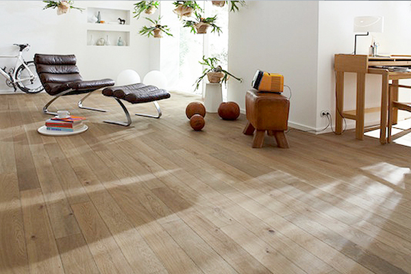 underfloor heating floor finishes