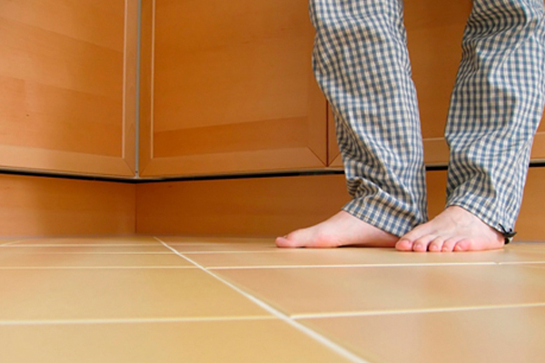 What is underfloor heating?