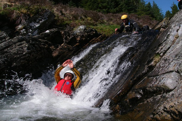 Canyoning tours for your next staycation