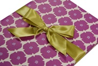 saving paper gift wrap