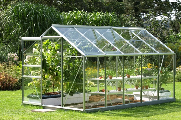 undercover gardening