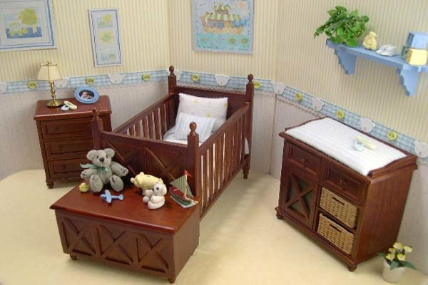 furnishing your eco nursery
