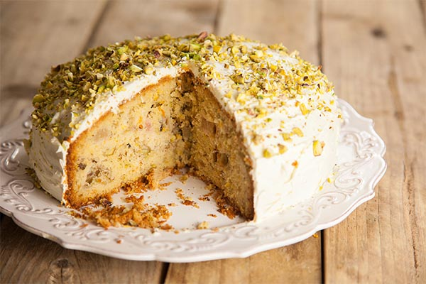Pin Cardamom Cake River Cottage Baking Recipes Family Cakes Cake on ...