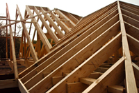 Insulting your roof with a timber trussed roof design
