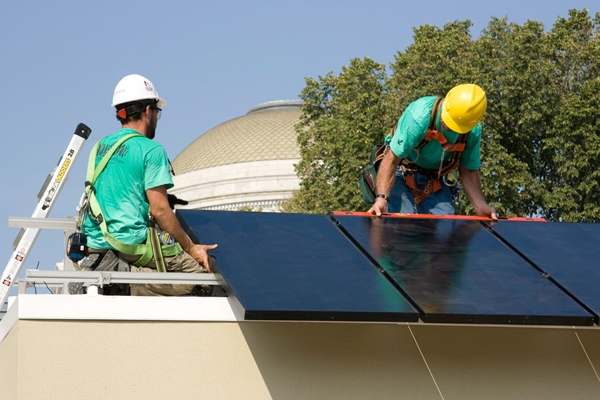 Solar PV renewable energy courses