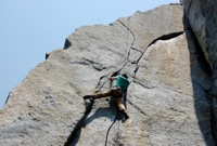 try climbing for a green adventure