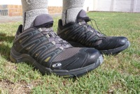 New Salomon XA Comp3 trail shoes