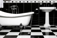bathroom-bandw