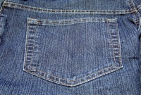 reuse old jeans