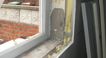 internal solid wall insulation