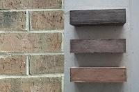 Wool brick Clay Bricks: Environmentally damaging or sustainable building material?