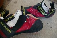 make your climbing shoes last longer