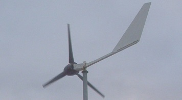 roof mounted wind turbines