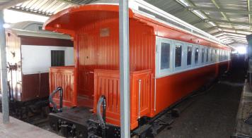 old railway carriages for sale