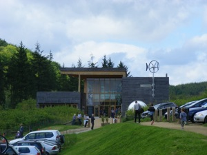 dalby forest 6 of the Best Eco Friendly Buildings in the UK
